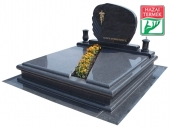 2személyes fedett gránit cs sírkő-0016