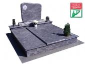 2személyes fedett r sírkő-0066
